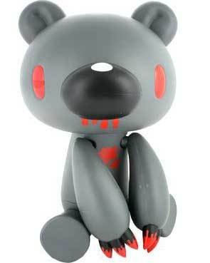 Taito Chax Gloomy Black 16 Inch Vinyl Action Figure