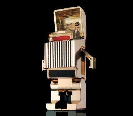 Bandai Chogokin Vintage GB-85 Meter Lightan