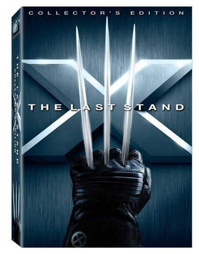 X-Men The Last Stand Collector's Edition DVD