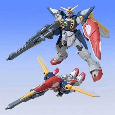 Bandai MS In Action Wing Gundam (2nd version) XXXG-01W