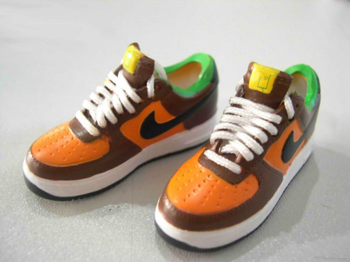 """1/6 Sports Shoe Sneakers For 12"""" Figures (00920)"""