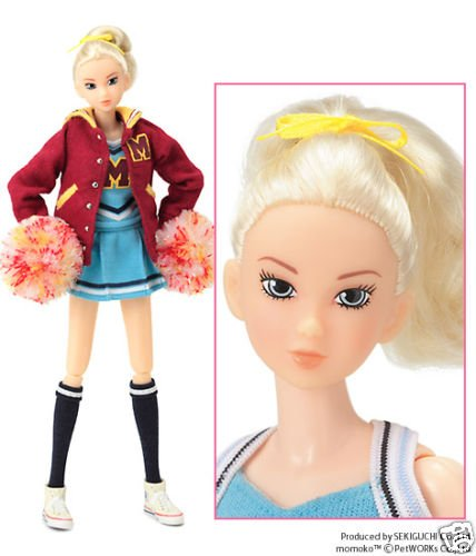 Momoko Doll Go for Victory Real Fashion Doll