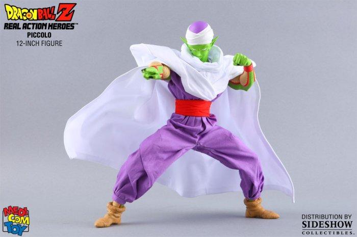 Medicom RAH Dragon Ball Z Piccolo 12 Inch Collectible Action Figure