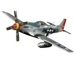 Forces of Valor U.S. P-51D Mustang 1/72 Scale Diecast