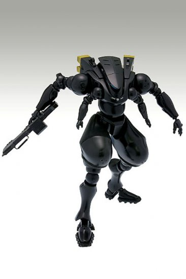 Wave Ghost in the Shell SAC 1/24 Armsuit Black Version