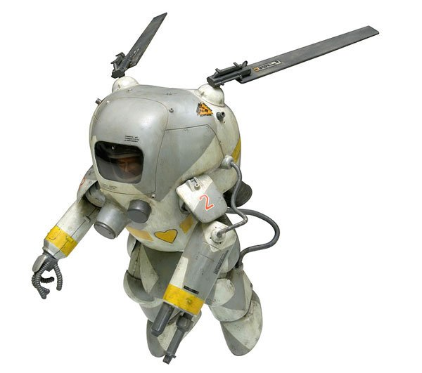 Wave Ma.K Maschinen Krieger FLIEGE 1/20 Model Kit