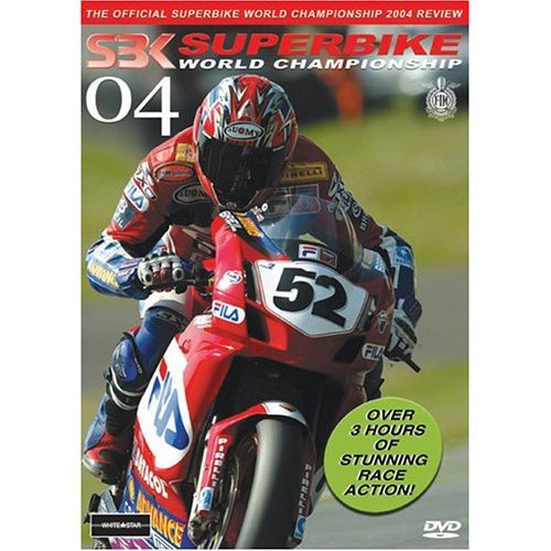 2004 World Superbike Review on DVD