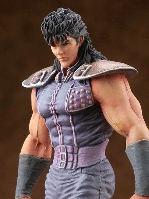 Kaiyodo Fist of the North Star Collection Vol.3 Rei