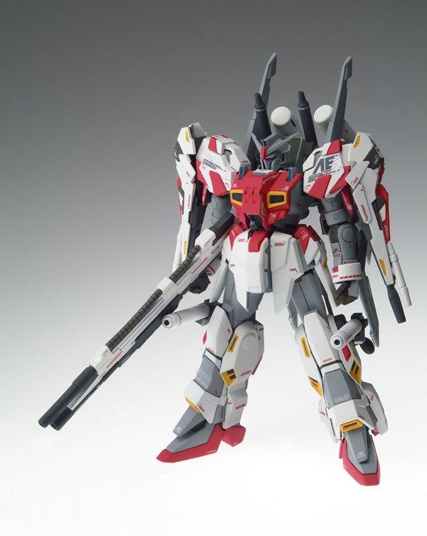Bandai Gundam FIX GFF #0038 MSF-007 Gundam Mk-III