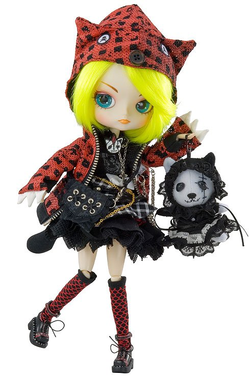 Groove Inc Dal Hangry & Angry F-317 Fashion Doll