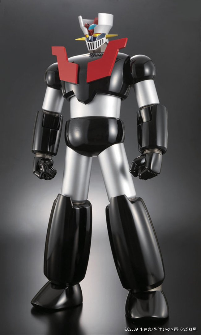 Bandai SOC Jumbo Machinder Neo Mazinger Z 60cm Tall