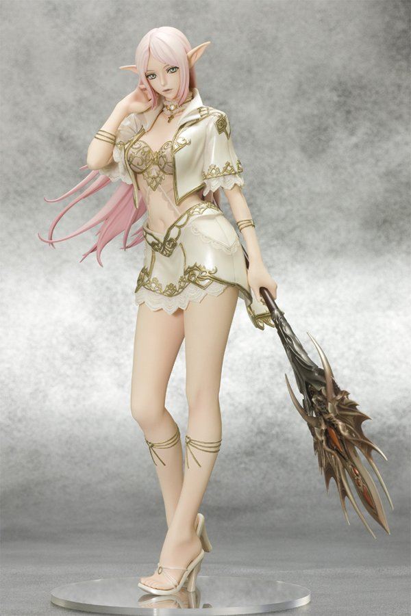 Orchid Seed Lineage II Light Elf 2nd Edition 1/7 PVC Figure