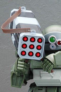 Armored Trooper Votoms 1/12 Scale Weapon Set Vol.01