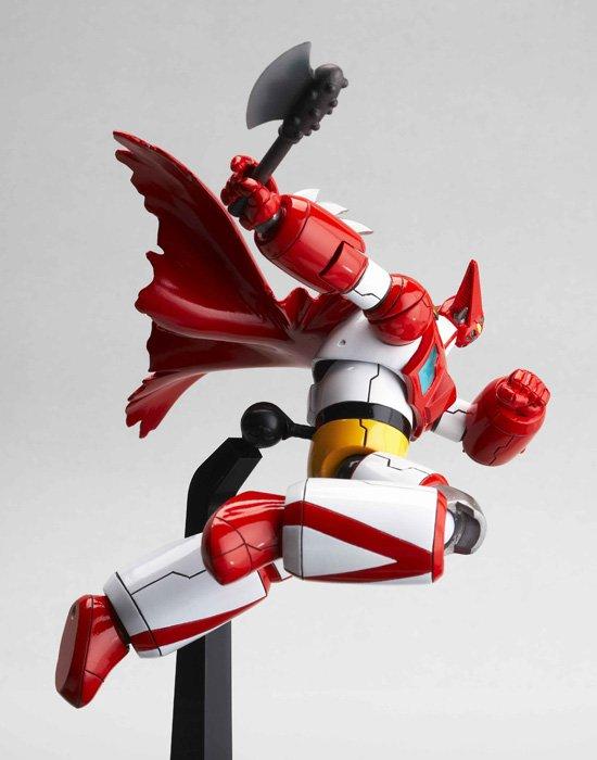 Kaiyodo Revoltech No.31 OVA Ver. Getter 1 Action Figure
