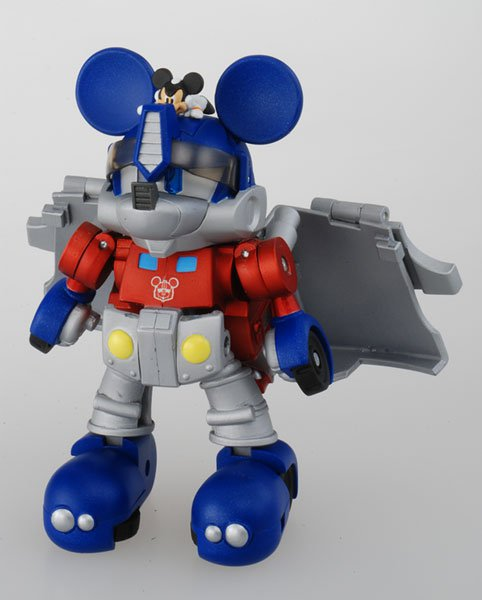 Takara Transformers Disney Label Mickey Mouse Prime