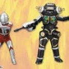 Banpresto DX Ultraman and King Joe Black Vinyl Figure Set