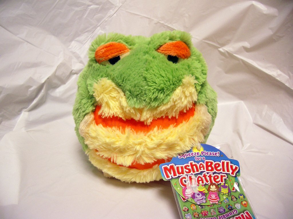 Mushabelly Chatter #1 Frog Rumer