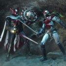 Bandai SIC Vol.41 Kamen Masked Rider X & Appologeist