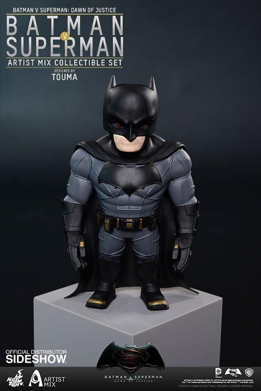 Batman v Superman Dawn Of Justice Batman Artist Mix Figure Toumart Design