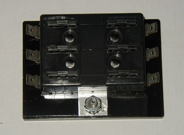6 fuse panel without grounds uses ato atc fuses. Black Bedroom Furniture Sets. Home Design Ideas