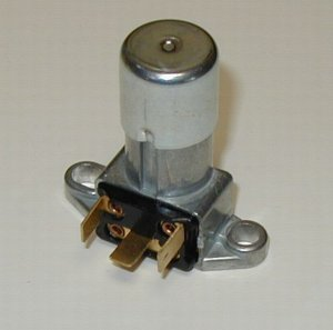 Chrysler Products Floor Dimmer Switch for 1959 and later Mopar and AMC vehicles.