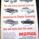 MOPAR AD 1955