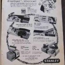 STANLEY CHRISTMAS AD 1960