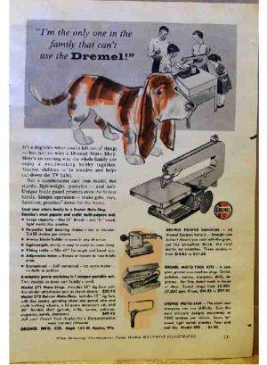 DREMEL AD 1959