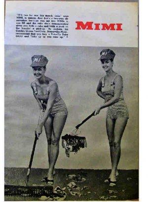 MIMI DECEMBER 1959