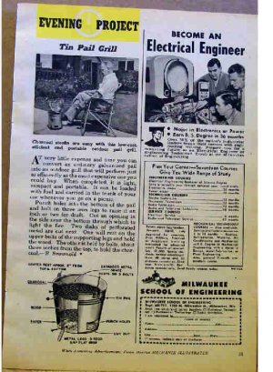 PAIL GRILL 1955