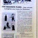 MASONITE AD 1957
