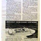 GLASTRON BOAT AD 1973