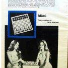 MIMI MARCH 1973