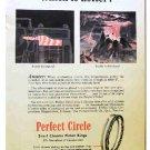 PERFECT CIRCLE AD 1954