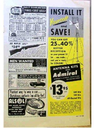 ADMIRAL AD 1954