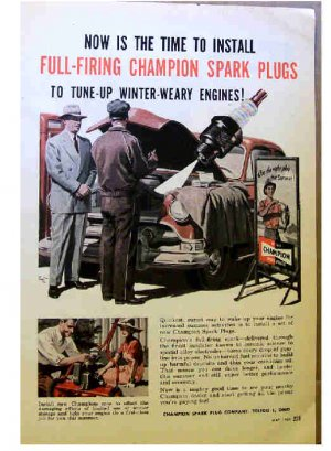 CHAMPION AD 1954