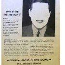 US SAVINGS BONDS AD 1954