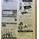 BOLENS AD 1954