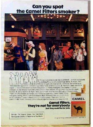 CAMEL AD 1973