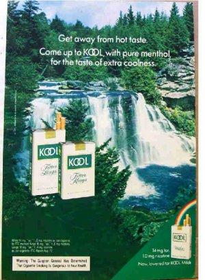 KOOL AD 1973