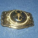 SCORPION(REAL) BELT BUCKLE ...$15.99...MADE IN THE USA