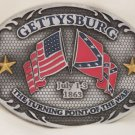 CONFEDERATE GETTYSBURG BELT BUCKLE...Made in the USA