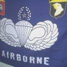 U.S. AIRBORNE FLAG...3'X5'...