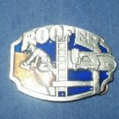ROOFER PEWTER MEN'S BELT BUCKLE...MADE IN USA