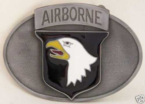 U.S. Airborne Belt Buckle by Bergamot...$15.99