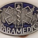 PARAMEDIC BELT BUCKLE...EMERGENCY MEDICAL  BUCKLE