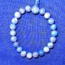 LOVELY NATURAL LAPIS LAZULI GEMSTONE BRACELET...STRETCH