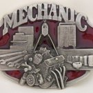 SISKIYOU MECHANIC Belt buckle ..$15.99...Made in USA