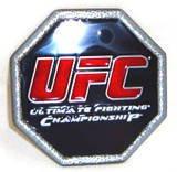 ULTIMATE FIGHTING CHAMPIONSHIP UFC BELT BUCKLE
