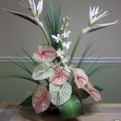 Elegant Birds of Paradise Floral Arrangement